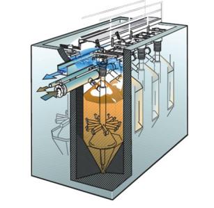 连续性流动砂过滤器
